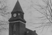 Ramučių evangelikų liuteronų bažnyčios pašventinimo šventė 1929 m. gruodžio 16 d.