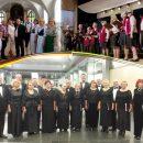 Vokiečių bendrijų Dainų šventės programa